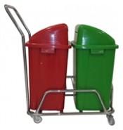 Çöp Ayrışım Kovası 2'li